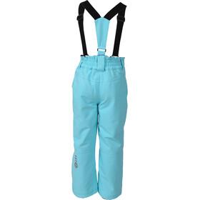 Color Kids Sanglo - Pantalones de Trekking Niños - Turquesa